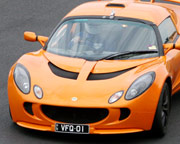 Hot Laps in a Lotus Exige - Queensland Raceway