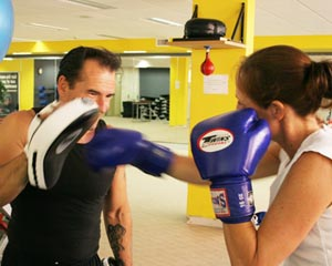 Personal Training with Greg McKenzie, Women's Session - Sydney