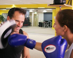 Personal Training, 5 session programme with Greg McKenzie, Women's - Sydney