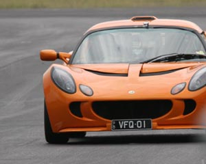 Performance Driving in your Own Car - Queensland Raceway