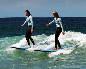 Surfing, 2hr Group Lesson - Cronulla