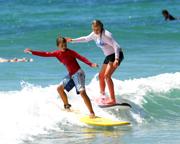 Surfing, School Holiday Surf Camp - Cronulla