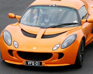 Lotus Exige 5 Lap Drive - Queensland Raceway