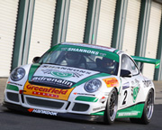 Porsche Hot Laps with Jim Richards, Queensland Raceway