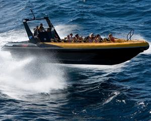 Jet Boat Ride Fremantle WA