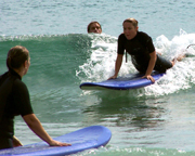 Surfing, 2hr Group Lesson - Newcastle