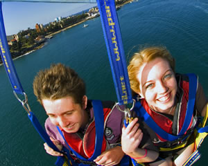 Parasailing, Tandem For 2 - Gold Coast