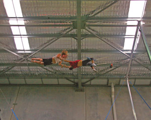 Trapeze, Flying Trapeze 5 Lesson Package - Sydney