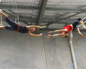 Trapeze, Learn the Flying Trapeze - Sydney