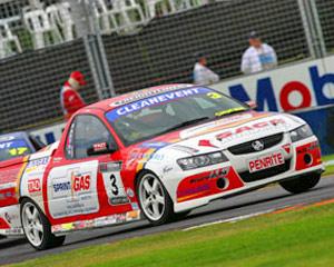 15 Lap V8 Ute Race Adelaide