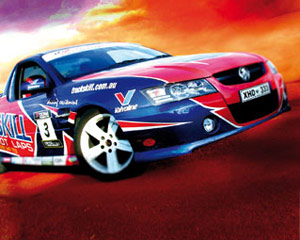 V8 Ute Race Car, 3 Lap Ride and 3 Lap Drive - Adelaide
