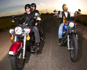 Harley Davidson, 1.5hr Twilight Tour - Sunshine Coast