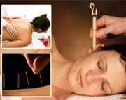 Massage, Plus Acupuncture & Ear Candling At Home - Sydney-wide