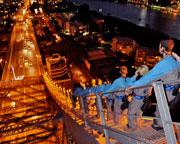 Story Bridge Climb, Night Climb - Brisbane