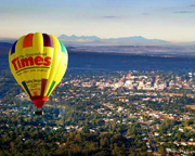 Hot Air Ballooning With Full Breakfast - Brisbane Region