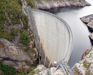 The World's Highest Abseil, For 2 People - Tasmania