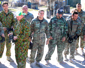 Paintball Canberra, Full Day - ACT