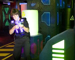 Laser Skirmish, 1 Hour - Melbourne City