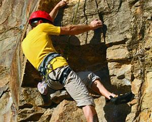 Rock Climbing, Full Day - Glasshouse Mountains, Sunshine Coast