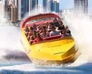 Jet Boat Ride, 55-minute - Central Surfers Paradise, Gold Coast
