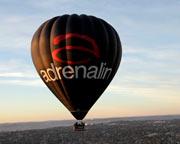 Hot Air Ballooning Weekday - Melbourne CBD, City Flight