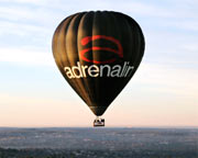 Hot Air Ballooning for 2, WEEKDAY SPECIAL - Melbourne CBD, City Flight