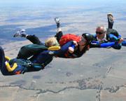 Skydiving Bendigo Melbourne - Learn to Skydive AFF Stage 1