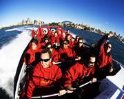 Jet Boat Circular Quay 30 Mins Family Pass