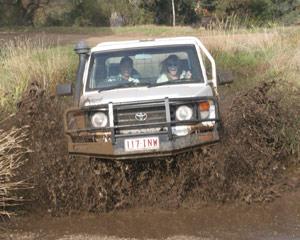 4WD Team Challenge