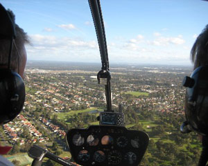 Helicopter Pilot Training 1hr, Learn to Fly - Sydney