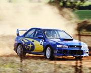 Rally Driving, 8-lap Turbo Drive PLUS 1 HOT LAP  - Melbourne