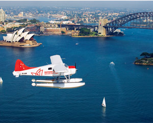Scenic Seaplane Fly and Dine