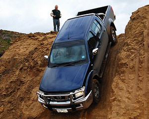 4WD Driver Training Course Melbourne