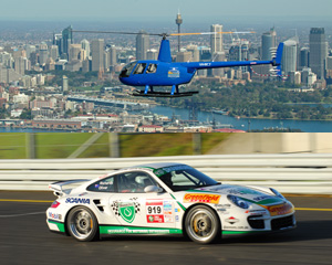 Jim Richards Bathurst Hot Laps and Heli Experience