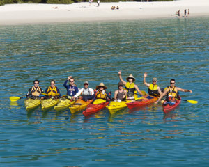 Sea Kayaking, Half-Day Snorkel & Turtle Tour - Airlie Beach, Whitsunda