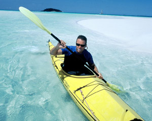 Sea Kayaking, Full-Day Islands Kayak & Snorkel - Whitsundays
