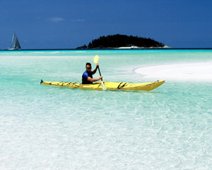Sea Kayaking, 6-Day Sea Kayak Expedition - Airlie Beach, Whitsundays