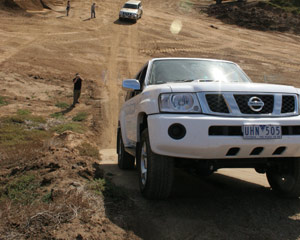 4WD Recreational Off Road Driving Course - Perth