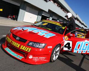 V8 Race Cars, 2 Lap Ride - Eastern Creek, Sydney