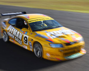 V8 Race Cars, 2 Lap Ride - Mallala Motorsport Park, Adelaide