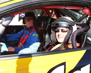 V8 Race Cars, 2 Lap Ride - Barbagallo Raceway, Perth