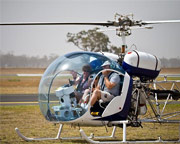 Helicopter Scenic Flight for 2, 20-minutes Brisbane CBD