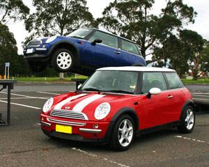 Stunt Driving School - Adelaide