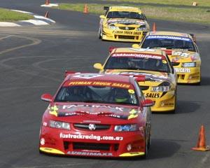 V8 Race Car Super Challenge - Launceston, Tasmania