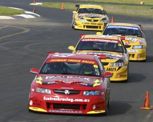 V8 Race Car Super Challenge - Hobart, Tasmania
