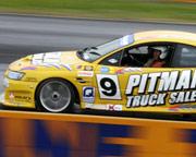 V8 Race Car Drive - Launceston, Tasmania
