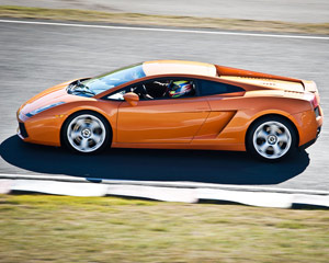 Lamborghini Hot Laps - Eastern Creek, Sydney