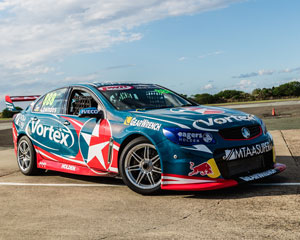V8 Supercars Official Driving Experience 3 Hot Laps - Gold Coast