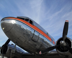 DC3 Gourmet Sightseeing Flight Melbourne