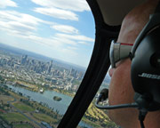 Learn To Fly A Helicopter Melbourne - 30 Minutes